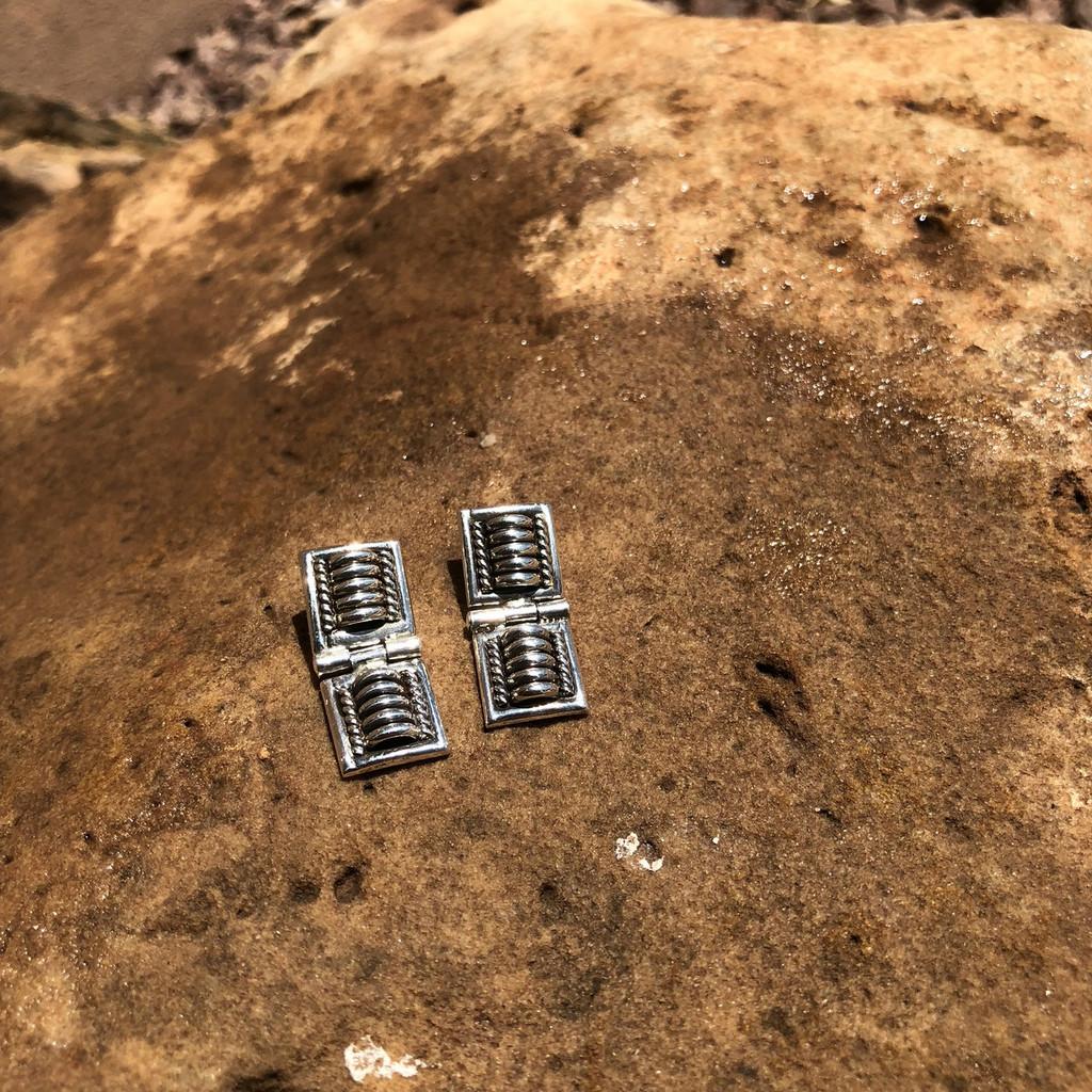Chaco Canyon Thomas Charlie Hinge Earings