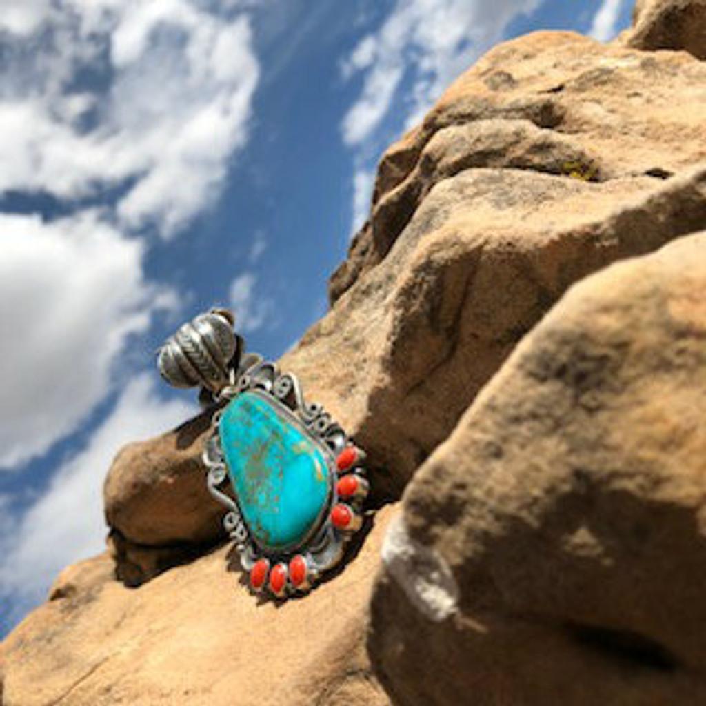 Chaco Canyon Kirk Smith Pendant