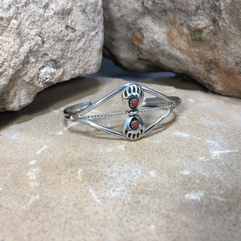 Chaco Canyon Bear Paw Bracelet