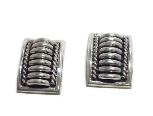 Thomas Charlie signature style earrings