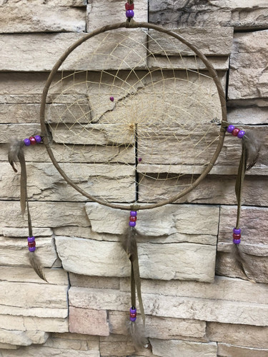 Chaco Canyon Artifact Medium Dream Catcher