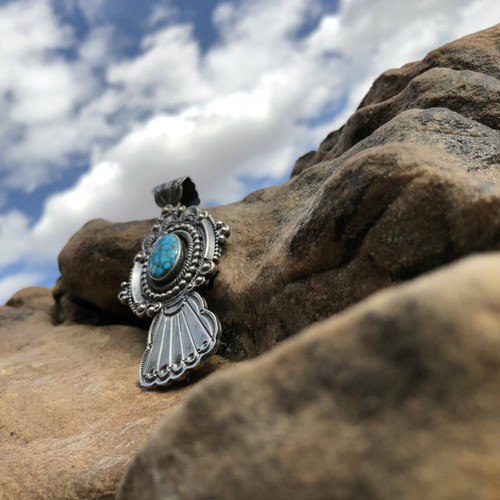 Chaco Canyon Ithaca Peak Pendent