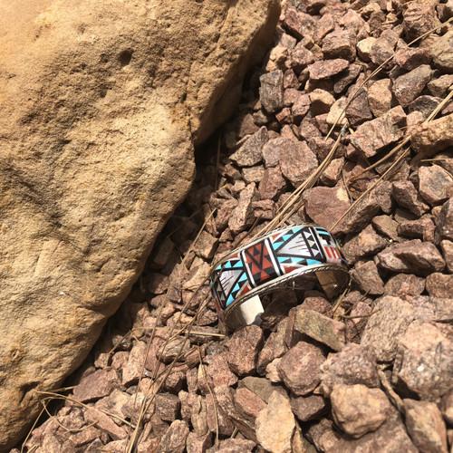 Chaco Canyon Zuni Bracelet