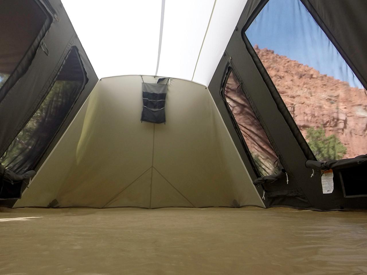 10 X 14 Ft Flex Bow Canvas Tent Deluxe Kodiak Canvas
