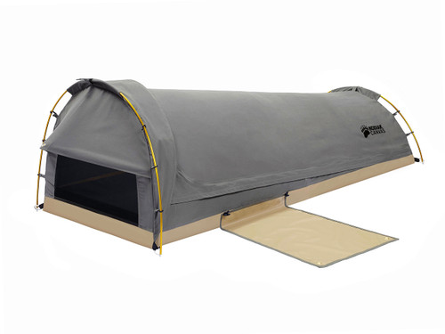 Swag 1 Person Canvas Tent Kodiak Canvas