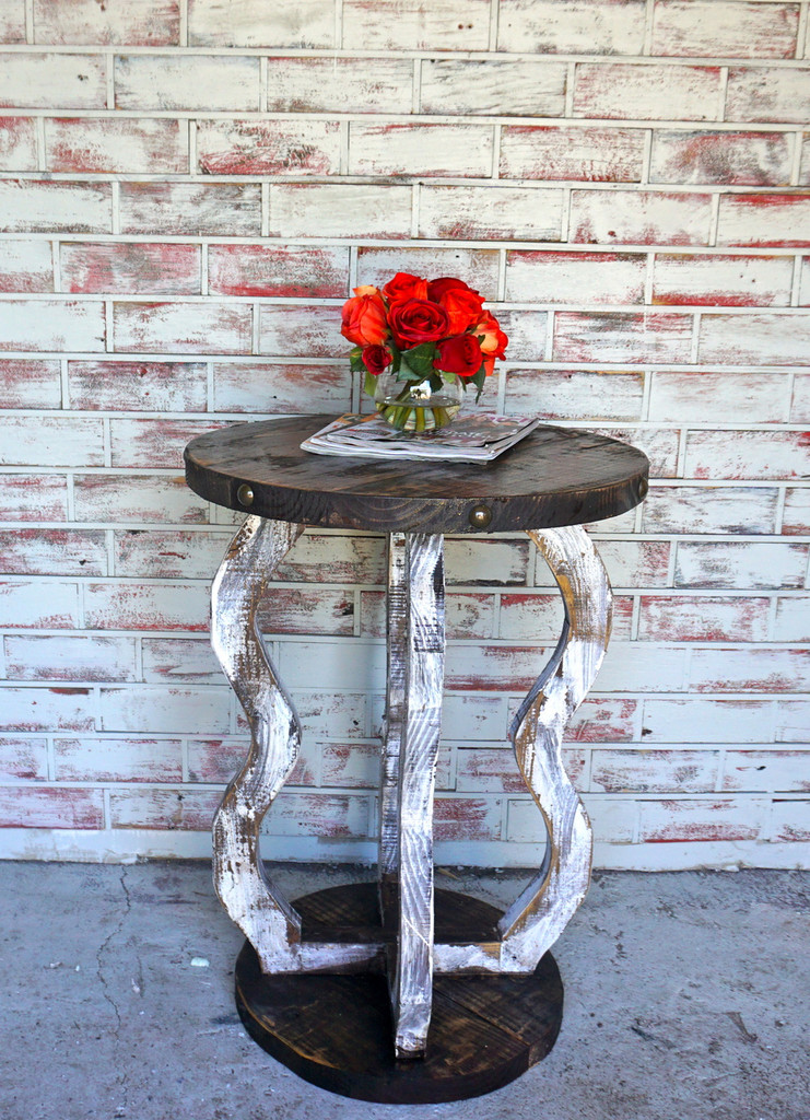 Loco Round Side Table