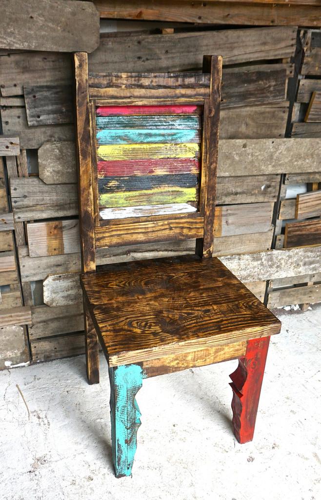 Zarape Dining Chair