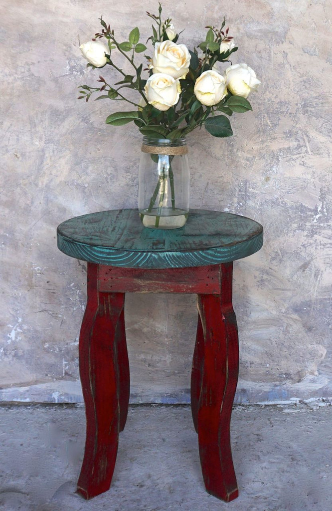 Round & Round Side Table