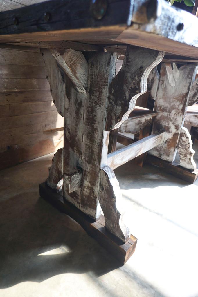 Polanco Farm Table & 6 Chairs