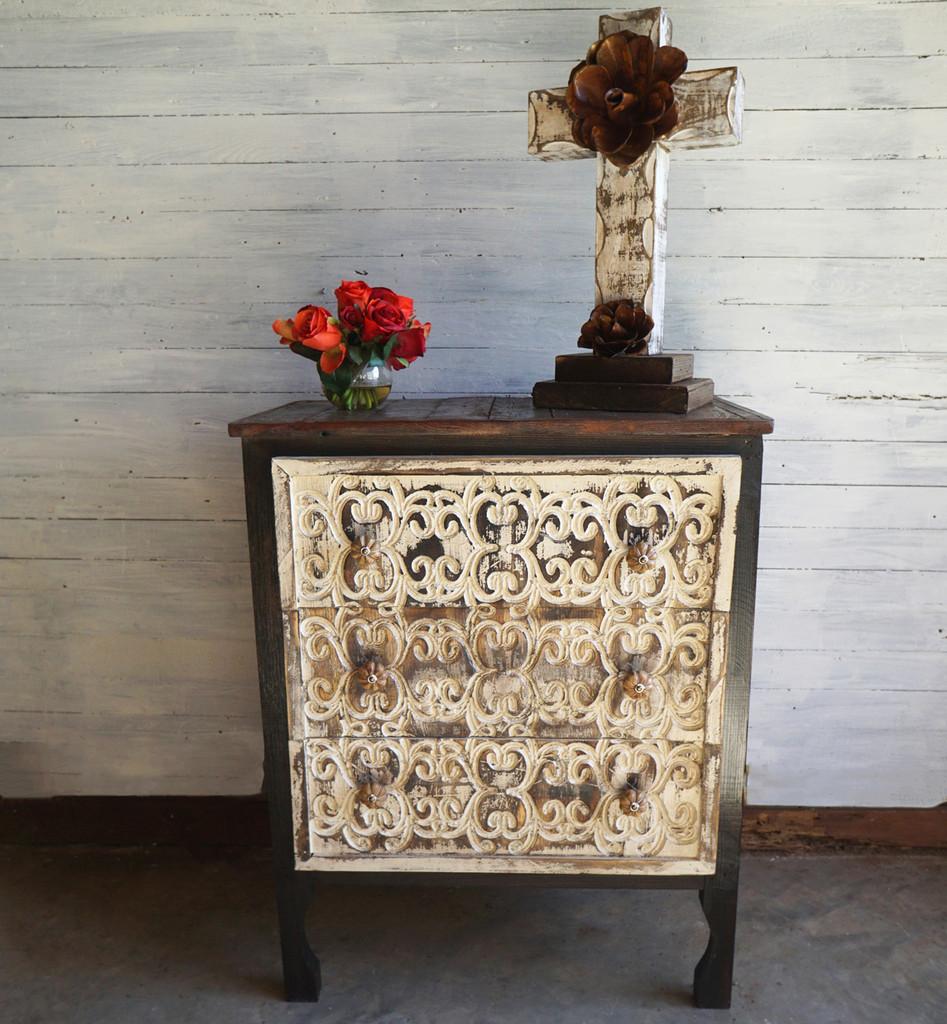 Sevilla Three-Drawer Dresser