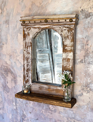 Esteban Mirror shelf