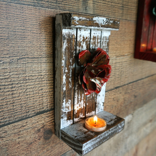 Velita Candle Sconce