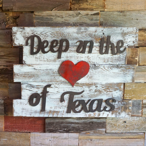 Deep In the Heart of TX