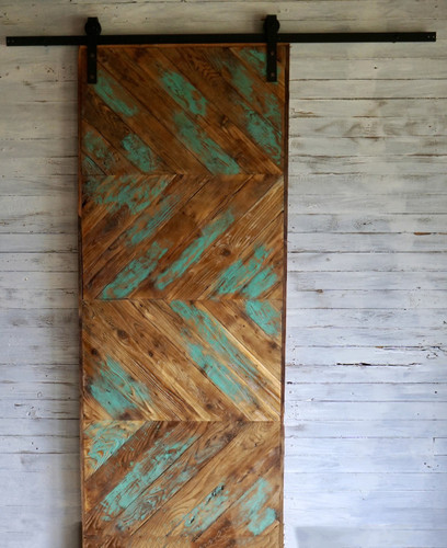 Rustico Barn Door