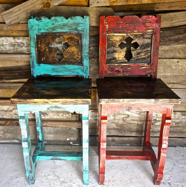 Cross Bar Stools Sofia S Rustic Furniture