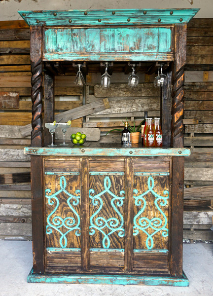 San Cristobal Cantina Bar Sofia S Rustic Furniture