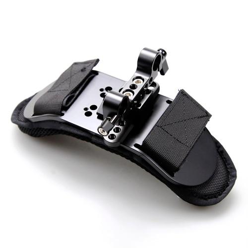 SMALLRIG Shoulder Pad(15mm Railblock adjustable left/right) 1486