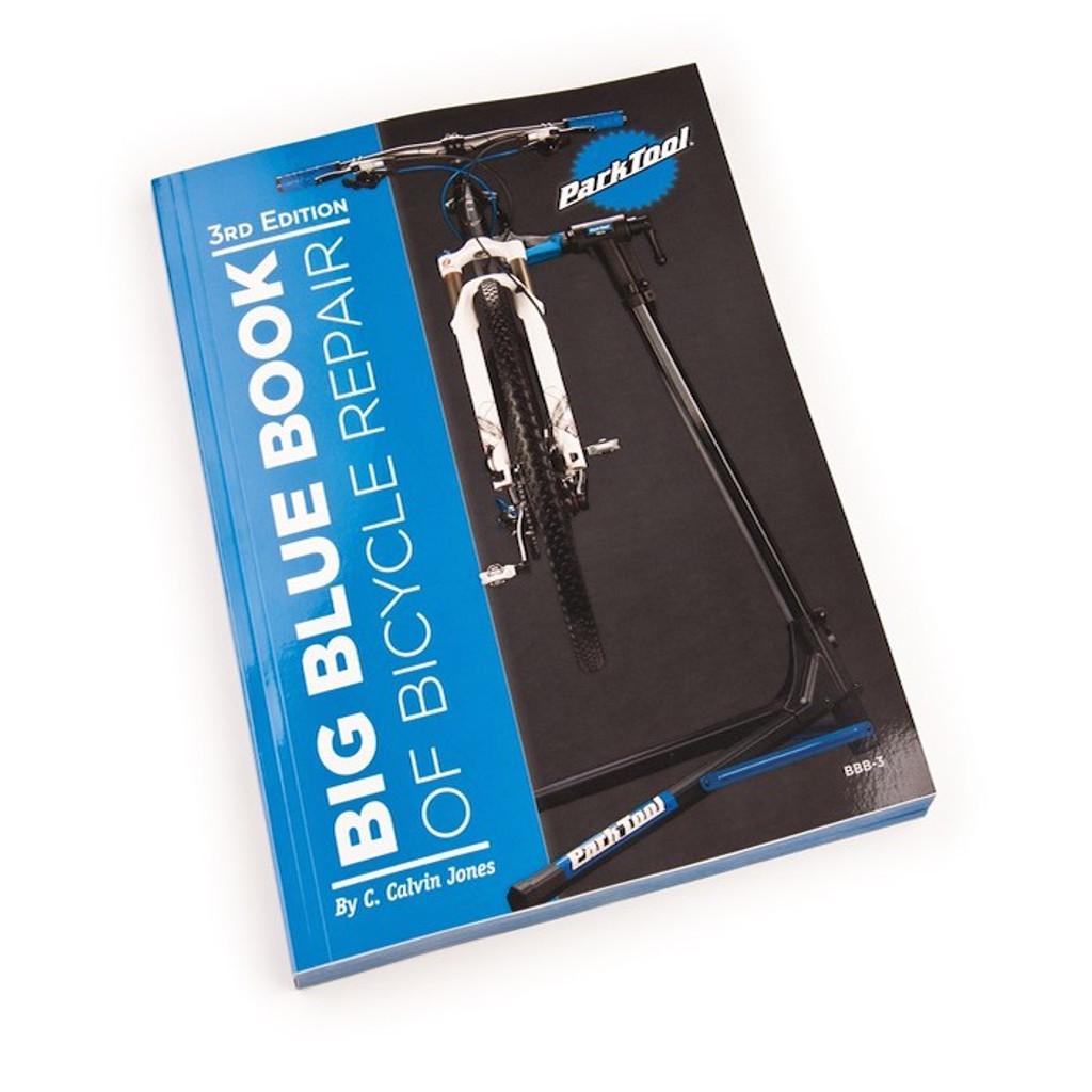 Big Blue Book of Bicycle Repair 3rd Ed