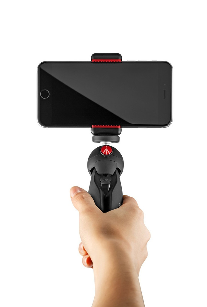 PIXI Tripod with Smartphone Attachment
