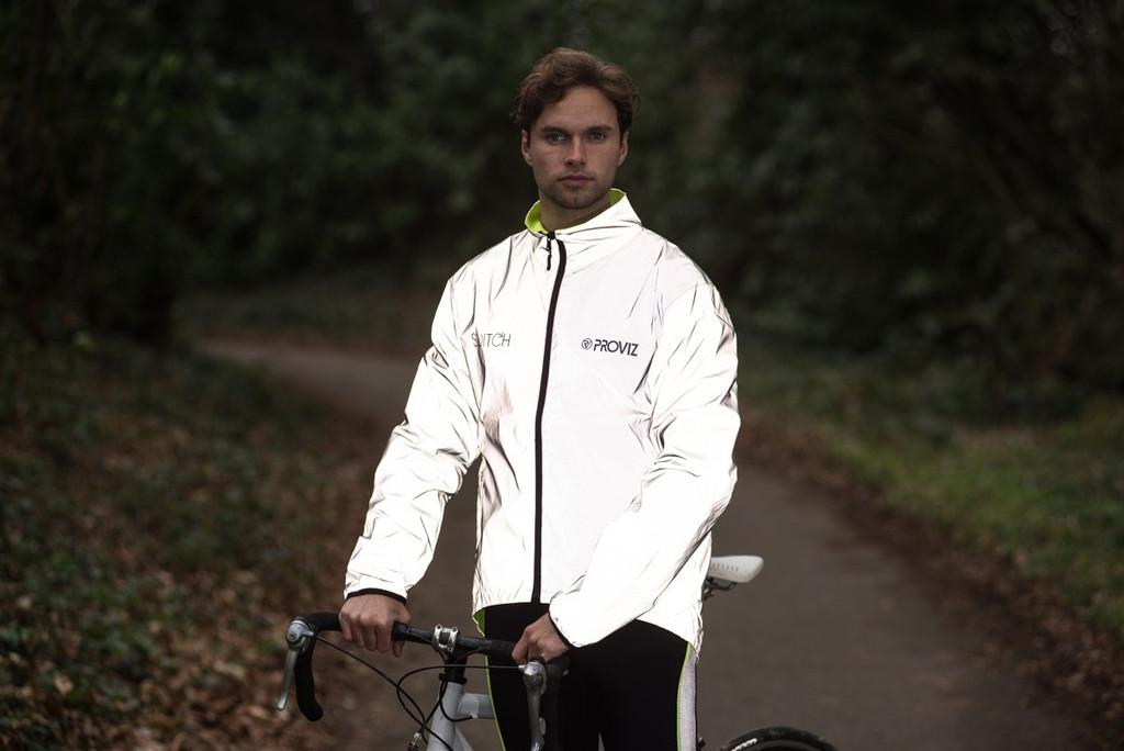 Proviz Switch (Male) - high visibility, reversible cycling jacket