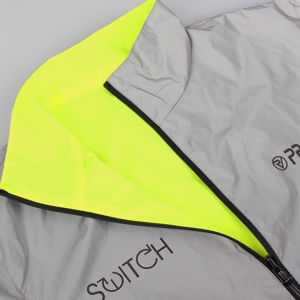 Proviz Switch (Female) - high visibility, reversible cycling jacket
