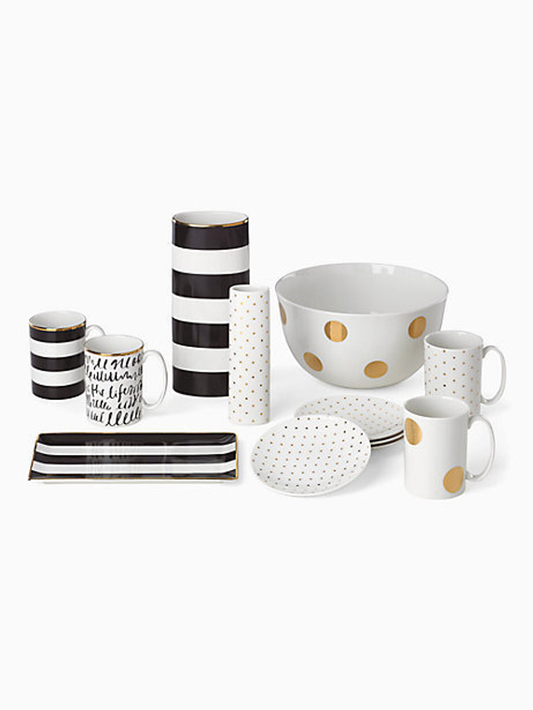 Everdon Lane - Mug Small dots