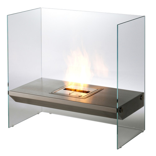 Ecosmart Igloo Flueless Ethanol Fireplace