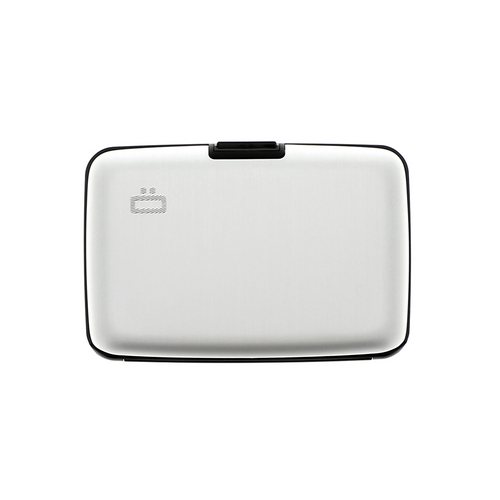 Case Silver RFID Safe Wallet