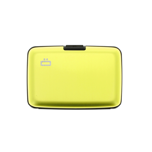 Case Green Lime RFID Safe Wallet