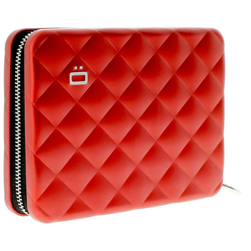 Passport Wallet - Red