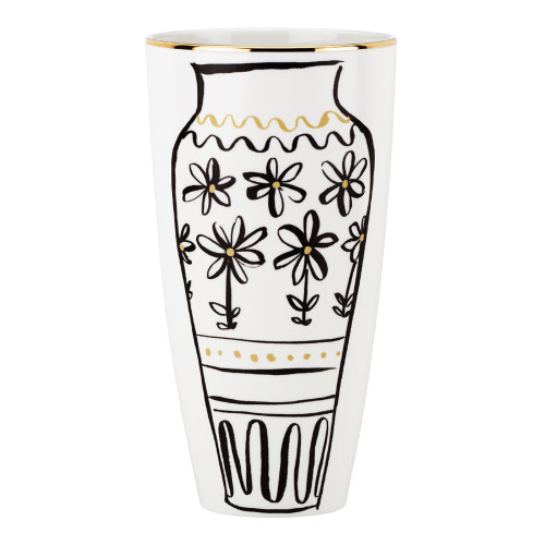 Daisy Place (Chinoiserie) Vase
