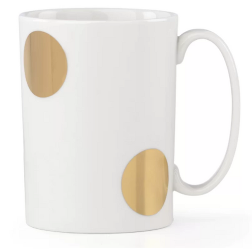 Everdon Lane - Large Gold Dot Mug