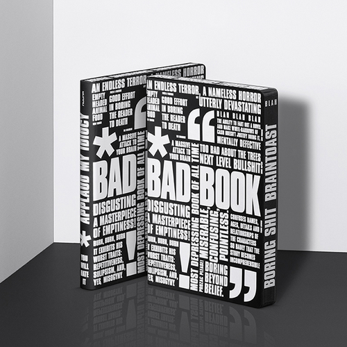 Graphic - Bad Book