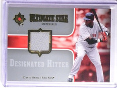 2007 Ultimate Collection Star Materials David Ortiz Jersey #SMDO *66209