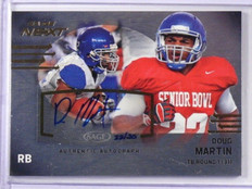 2012 Sage Next Doug Martin auto autograph rc rookie #D22/30 #SA-32 *38761