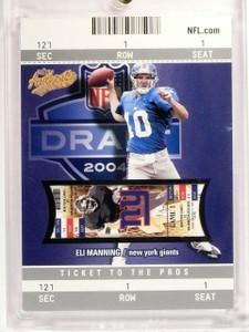 2004 Fleer Authentix Eli Manning Rookie RC #D139/750 #103 *52805