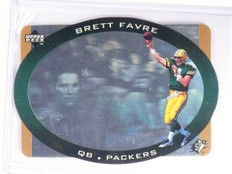 1995 Upper Deck SPX Brett Favre Gold Parallel #17 *52599