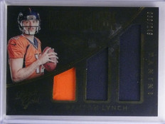 2016 Black Gold Mother Lode Paxton Lynch Rookie Jersey #D068/249 #ML9 *65538