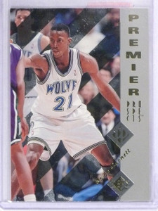 1995-96 Upper Deck SP Kevin Garnett Rookie RC #159 *62914
