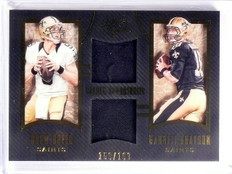 2015 Black Gold Golden Opportunity Jersey Brees Grayson #D159/199 #GONO *53935