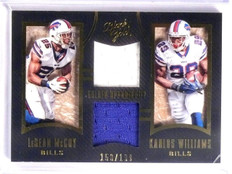 2015 Black Gold Golden Opportunity Jersey LaSean McCoy Williams /199 #GOBUF *539