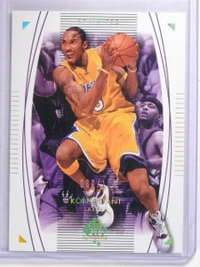 2003-04 UD SP Authentic Limited Gold Kobe Bryant #D030/100 #35 *64094