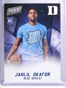 2015 Panini Black Friday Thick Stock Jahlil Okafor Rookie RC #D31/50 #9 *63464