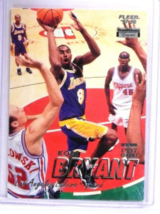 1997-98 Fleer Crystal Collection Kobe Bryant #50 *62113