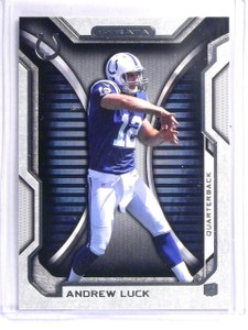 2012 Topps Strata Andrew Luck Rookie RC #150 *57998