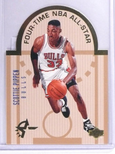 1993-94 Upper Deck SE Die Cut All-Stars Scottie Pippen #E4 *61592