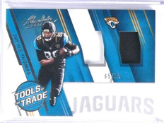 2016 Panini Absolute Tools Trade Julius Thomas Jersey Patch #D65/99 #10 *58004