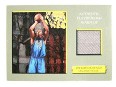 06-07 Topps Turkey Red Dwight Howard jersey #TRR-DH *29446