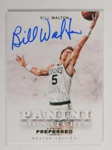 14-15 Panini Preferred Signatures Bill Walton autograph auto #D06/30 #448 *48982