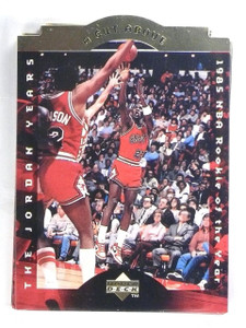 1996-97 UD Collector's Choice A Cut Above Michael Jordan Set of #CA1-CA10 *63380